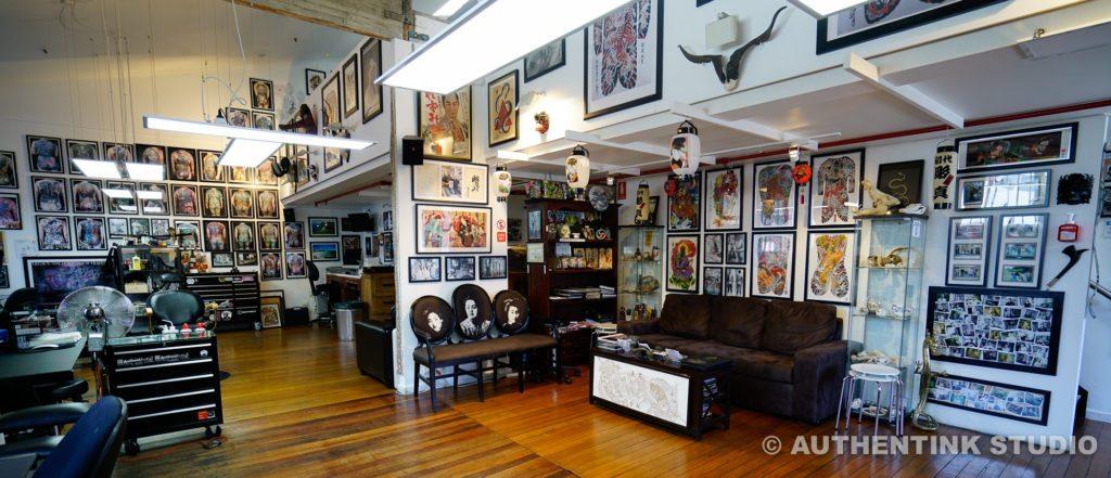 Home Authentink Studio Professional Quality Custom
