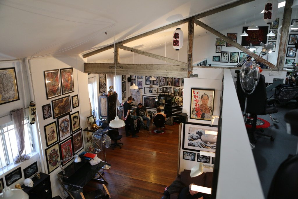 Authentink studio