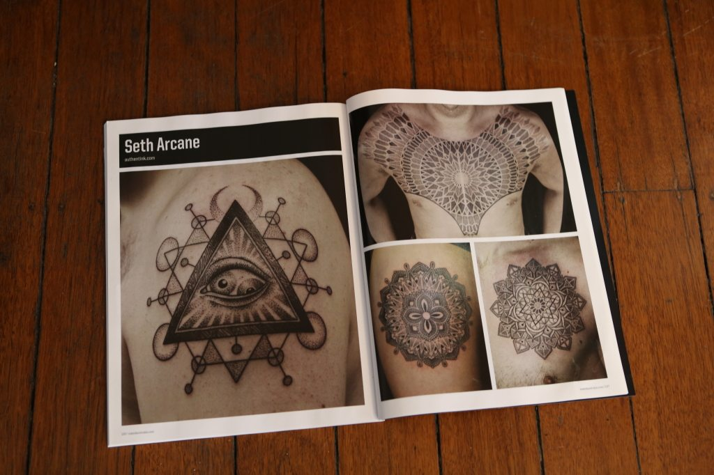 Seth Sydney Tattoo shop