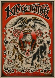 authentink king of tattoo
