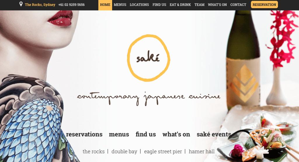 Sake Restaurant Kian Forreal