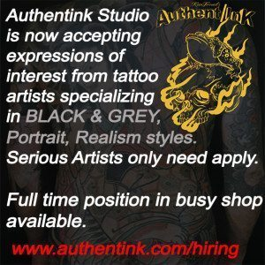 hiring artists BG