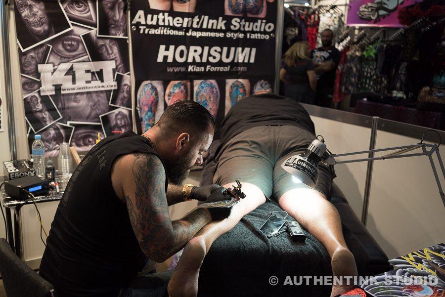 Authentink Studio Sydney Expo