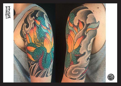 7f9cdbdad83fa Oriental Tattoos | Traditional Japanese Tattoos | Authentink