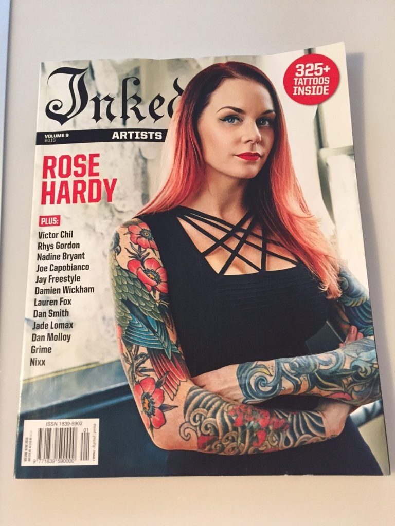 Authentink Inked Magazine