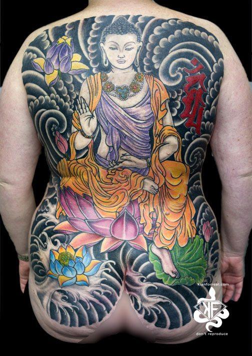 358687a934 Horisumi Kian Forreal - Traditional Japanese Tattooing - Wabori Tebori