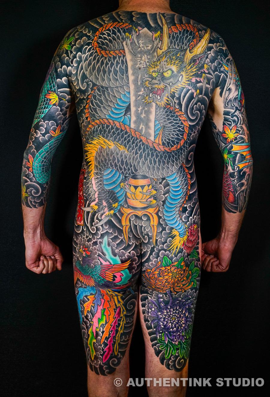eef186ba73 Irezumi Tattoos Sydney - Japanese Irezumi Sleeve Tattoos