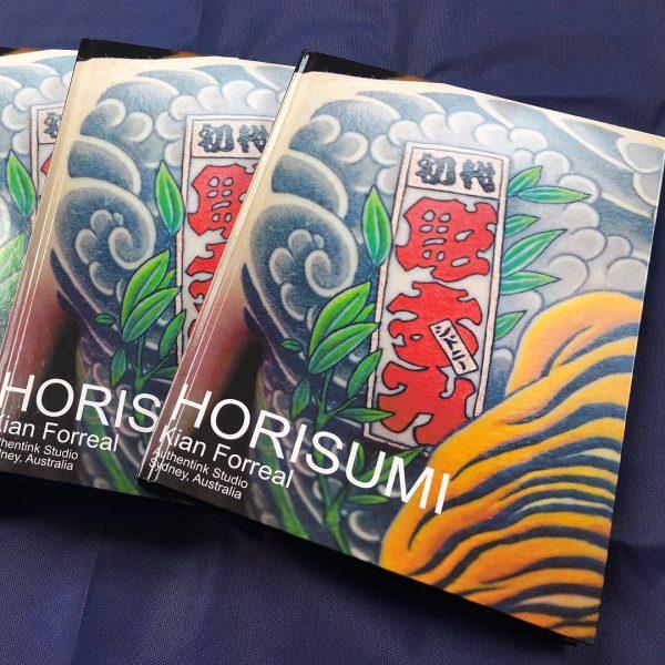 Horisumi Tattoo Photo Book