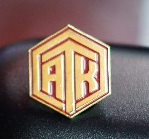 ATK Red Pin