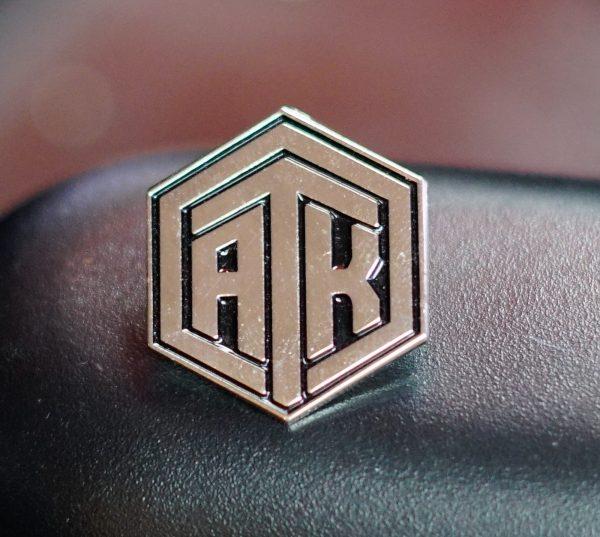 ATK Silver Pin