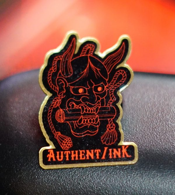 Authentink Hanya Pin