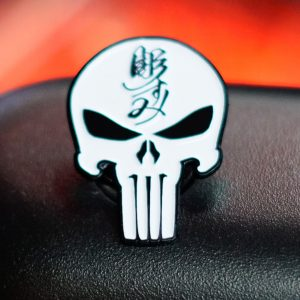 Horisumi Punisher Pin