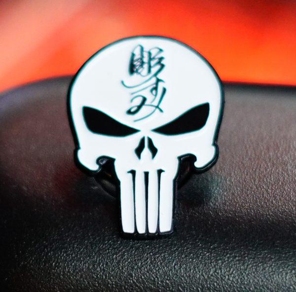 Horisumi Punisher Pin